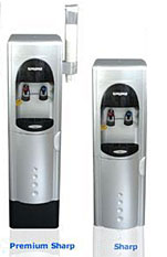 Sharp UltraFiltration Floor Water Cooler