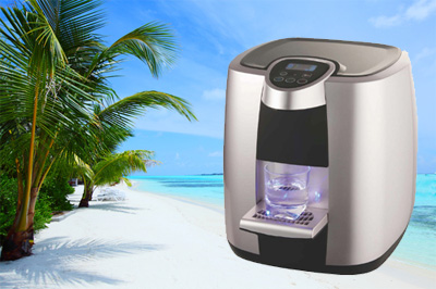 Water Coolers on the Caribbean